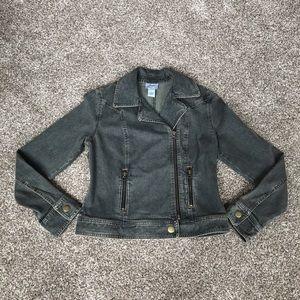 LOFT Jean Moro Style Jacket